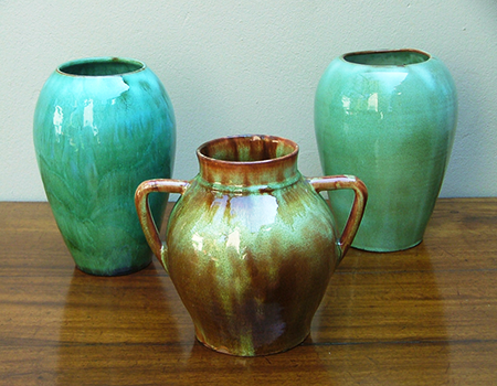 Linnware, A Collection of Vases, Riaan Bolt Antiques