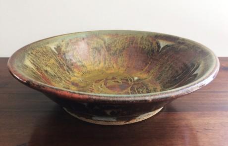 Esias-Bosch,-A-Stoneware-Charger-(diam-44cm)